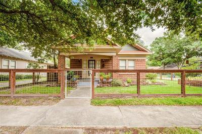 Galveston County, Harris County Single Family Home For Sale: 4002 Oak Ridge Street