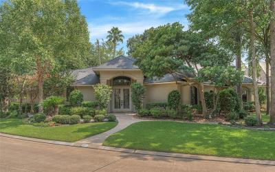 The Woodlands Single Family Home For Sale: 266 Cape Jasmine Court