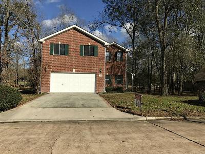 Montgomery Single Family Home For Sale: 12 Presidio Road