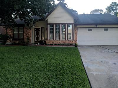 Houston Single Family Home For Sale: 11103 Hidden Bend Drive