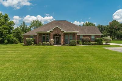 Baytown Single Family Home For Sale: 3922 Barkaloo Road