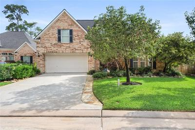 Spring Single Family Home For Sale: 7414 Sands Terrace Lane