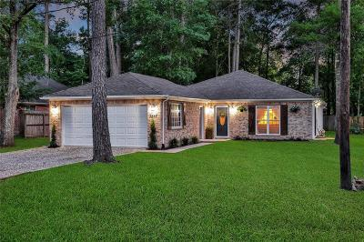 Conroe Single Family Home For Sale: 1515 Sweetgum Street