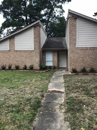 Spring, The Wodlands, Tomball, Cypress Rental For Rent: 6031 Coachgate Drive
