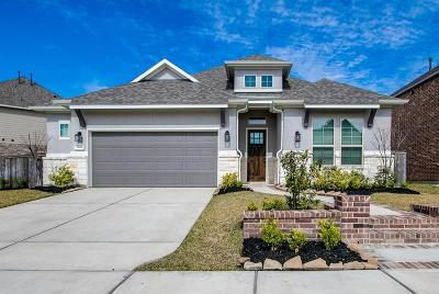 Cypress Single Family Home For Sale: 16646 Highland Country Drive