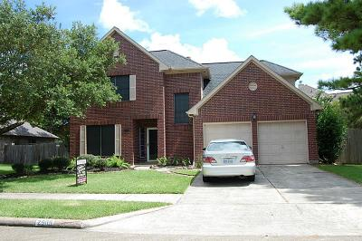 Pearland Single Family Home For Sale: 2909 Waterloo Road