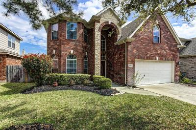 Katy Single Family Home For Sale: 6123 Coastal Grove Lane