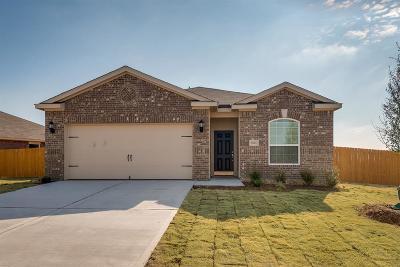 Texas City Single Family Home For Sale: 12402 Wavecrest Road