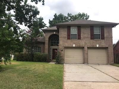Spring Single Family Home For Sale: 8903 Cypress Square Drive
