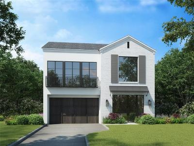 Single Family Home For Sale: 3708 Jardin Street
