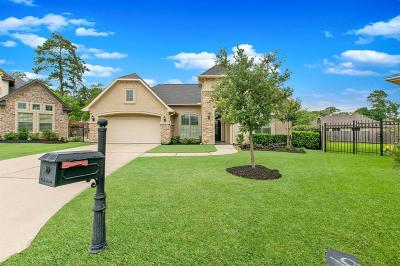 Spring Single Family Home For Sale: 25722 Muirfield Bend Court