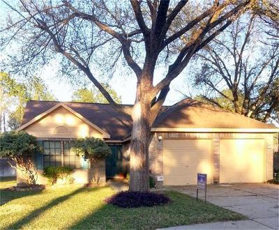 Houston Single Family Home For Sale: 7782 Pine Center Drive
