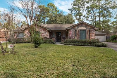 Spring Single Family Home For Sale: 25522 Long Hill Lane