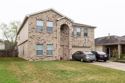 Single Family Home For Sale: 18218 Meandering Meadow Lane