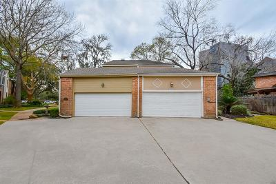 Houston Single Family Home For Sale: 15197 Kimberley Court