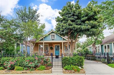 Houston Single Family Home For Sale: 2507 Cortlandt Street