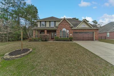 Humble Single Family Home For Sale: 8031 Trophy Place Drive