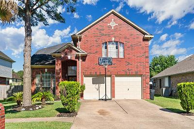 La Porte Single Family Home For Sale: 3622 Brookwood Drive