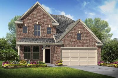 Alvin Single Family Home For Sale: 1513 Shannon Street