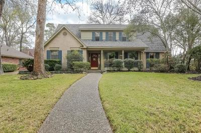 Houston Single Family Home For Sale: 2806 Rustic Woods Drive