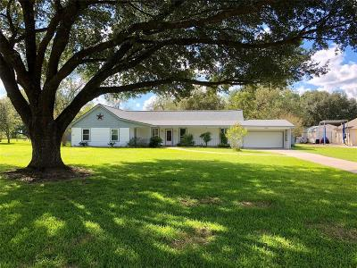 Tomball Single Family Home For Sale: 26003 Saint Florent Drive
