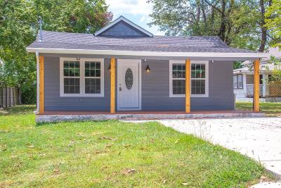 Caldwell Single Family Home For Sale: 607 N Hall Street