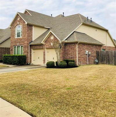 Cypress Single Family Home For Sale: 14823 N Carolina Green Drive