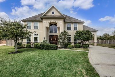 Friendswood Single Family Home For Sale: 2214 Lakeway Drive