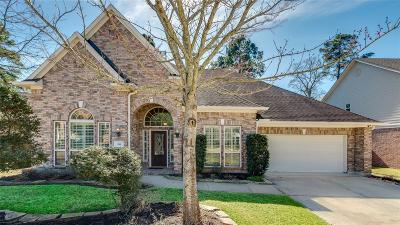 Conroe Single Family Home For Sale: 186 Golden Autumn Place