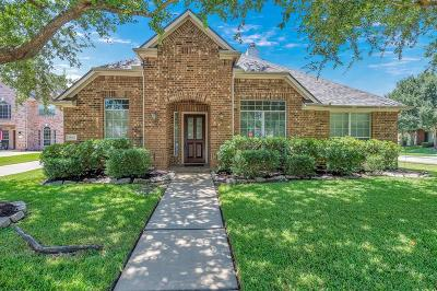 Katy TX Single Family Home For Sale: $280,000