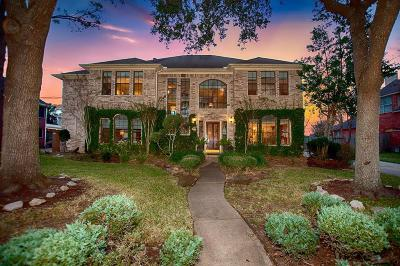 Friendswood Single Family Home For Sale: 1304 Edgewater Drive
