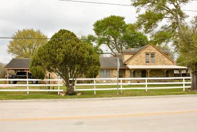 Katy Single Family Home For Sale: 5450 Morton Road