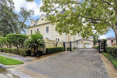 Houston Single Family Home For Sale: 1211 Nantucket Drive #C
