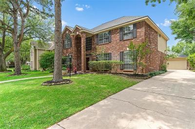 Houston Single Family Home For Sale: 6422 Brittany Park Lane