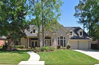 Kingwood Single Family Home For Sale: 2426 Riverway Oak Drive