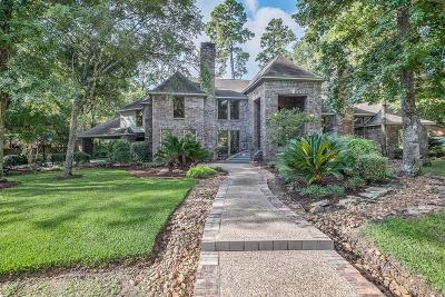 The Woodlands Single Family Home For Sale: 15 E Sunlit Forest Drive