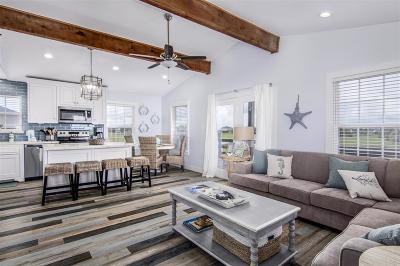 Galveston Single Family Home For Sale: 22911 Miramar Street