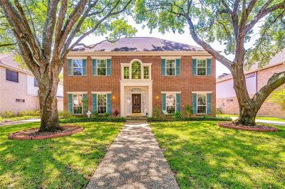 Katy Single Family Home For Sale: 20723 Castle Bend Drive