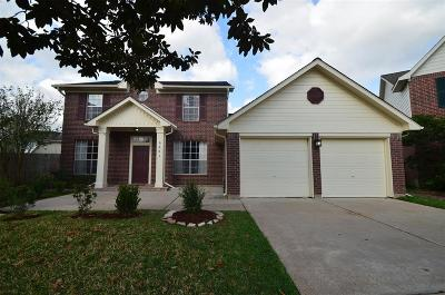 Sugar Land Single Family Home For Sale: 6431 Box Bluff Court