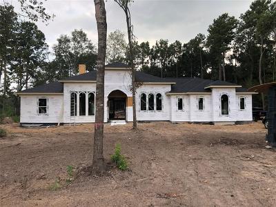 Porter Single Family Home For Sale: 19486 Nasas Drive