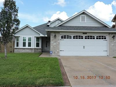 Pasadena Single Family Home For Sale: 5927 Butterfly Circle