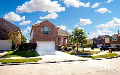 Katy Single Family Home For Sale: 4947 Ginger Bluff Trl