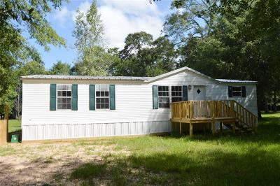 Conroe Single Family Home For Sale: 3497 Walker Road