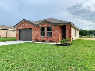 Van Vleck Single Family Home For Sale: 299 3rd Street