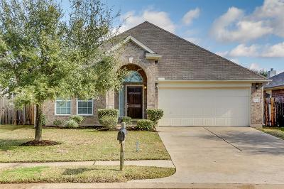 Spring Single Family Home For Sale: 20510 Spring Bluff Lane
