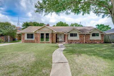 Houston Single Family Home For Sale: 5818 Willowbend Boulevard
