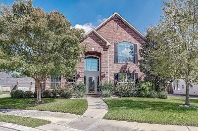Katy Single Family Home For Sale: 5611 Ashford Ridge Lane