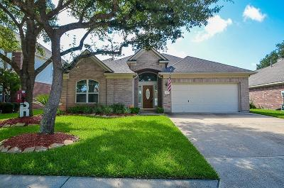 Katy Single Family Home For Sale: 20831 Figurine Court