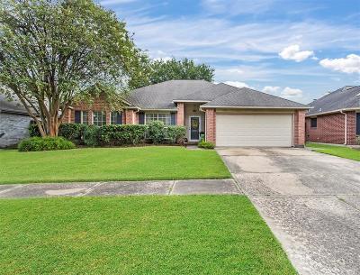 La Porte Single Family Home For Sale: 8815 Venture Lane