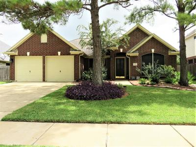Pearland Single Family Home For Sale: 3426 W Overdale Drive